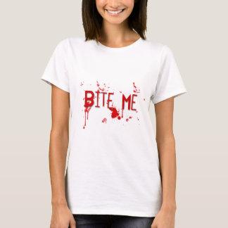 """Wahres Blut """"beißt mich """" T-Shirt"""