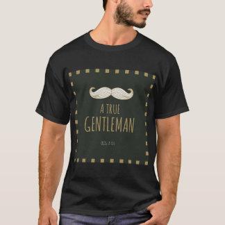 Wahres Herr-Shirt T-Shirt