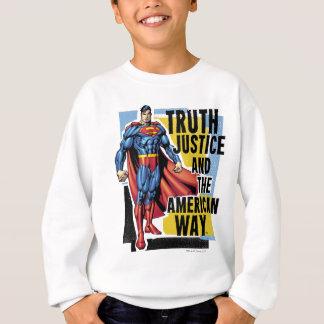 Wahrheit, Gerechtigkeit Sweatshirt