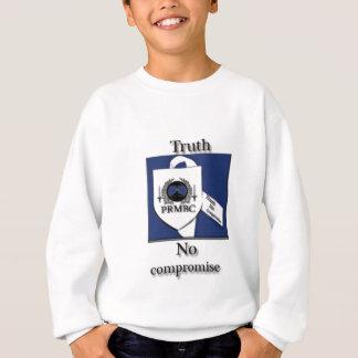 Wahrheit keine Produktserie des Kompromisses PRMBC Sweatshirt