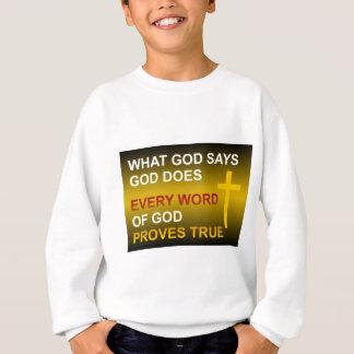 Wahrheit Sweatshirt