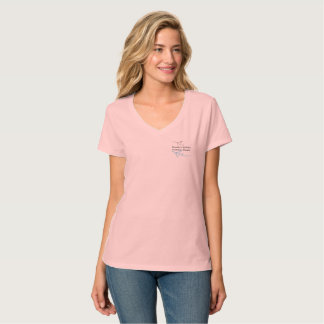 WAI australisches Kapitel-Damen-T-Shirt T-Shirt