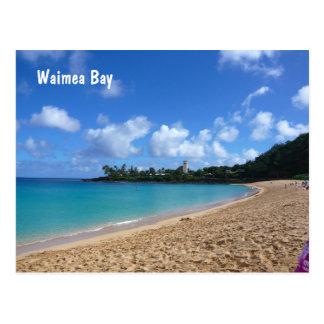 Waimea Bucht Postkarte