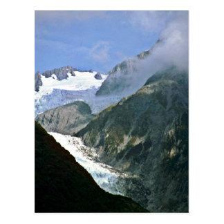 Waimo Fluss, Gletscher Franz Joseph Postkarte