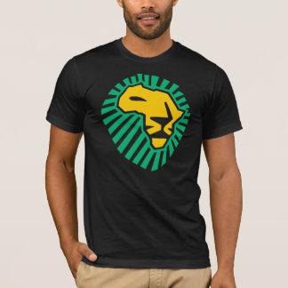 Waka waka Löwe-Kopf dieses mal für Afrika-T - T-Shirt