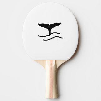 Wal-Schwanz Tischtennis Schläger