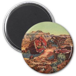 Wald-Magnet Runder Magnet 5,7 Cm