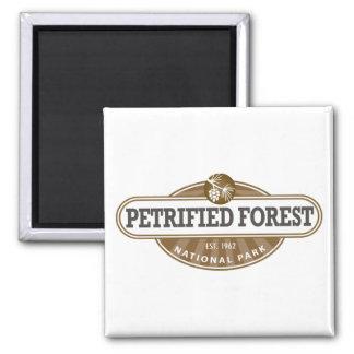 Wald-Nationalpark Quadratischer Magnet