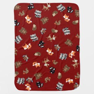 Waldbaby-Brei herauf die Decke *Red