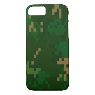 WaldCamouflage iPhone 7 Hülle