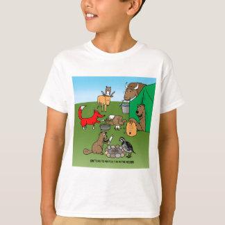 Waldlebewesen T-Shirt