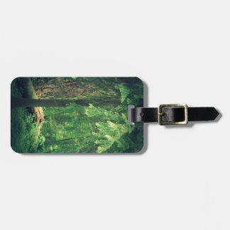 Waldlicht Gepäckanhänger