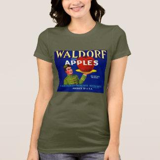 Waldorf Äpfel T-Shirt