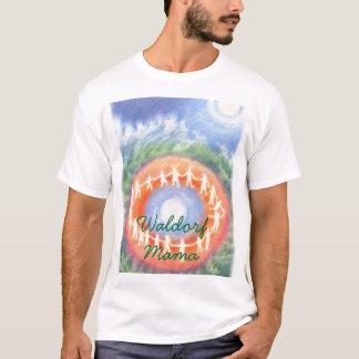Waldorf Mutter T-Shirt