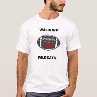 WALDORF, WILDKATZEN, 2007 T-Shirt