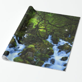 Waldträume Einpackpapier