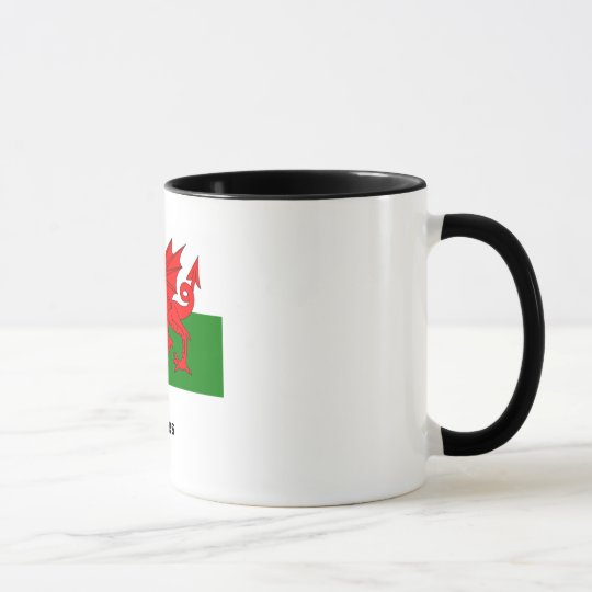 Wales-Tasse Tasse