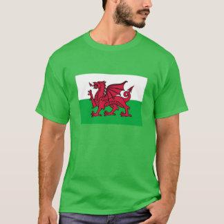 Waliser-Drache T-Shirt