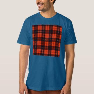 Wallis-Clan karierter schottischer Tartan T-Shirt