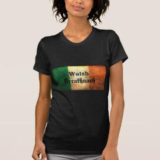 Walsh Iren-Flagge T-Shirt