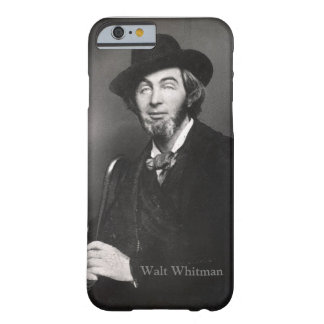Walt Whitman-Alter 30 New York City Barely There iPhone 6 Hülle