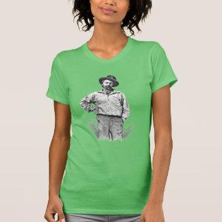 """Walt Whitman """"ich glaube einem Blatt des Grases"""" T-Shirt"""