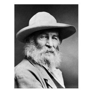 """Walt Whitman """"O-KAPITÄN! mein Kapitän! """" Postkarte"""