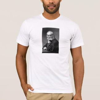 Walt Whitman-Porträt in Washington, DC T-Shirt