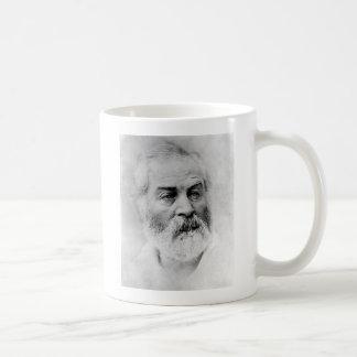 Walt Whitman zivile Kriegsjahre Alters-44 Kaffeetasse