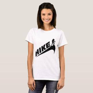 """""""WANDERUNG"""" der T - Shirt Frau"""