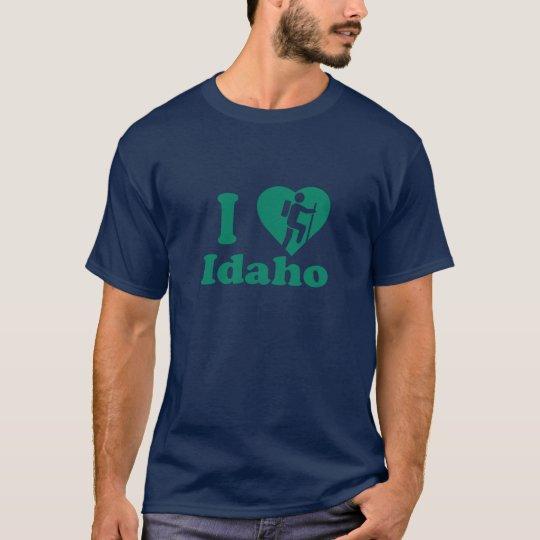 Wanderung Idaho T-Shirt