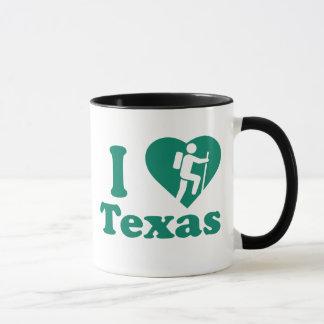 Wanderung Texas Tasse