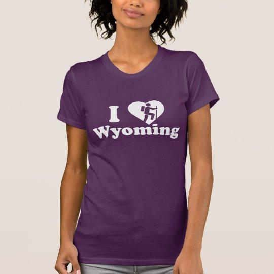 Wanderung Wyoming T-Shirt