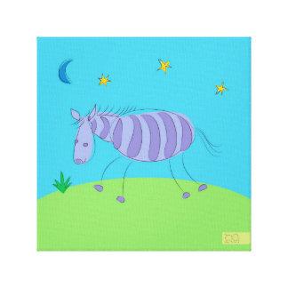 Wandkunst - Raumdekor für Kinder Gespannte Galerie Drucke