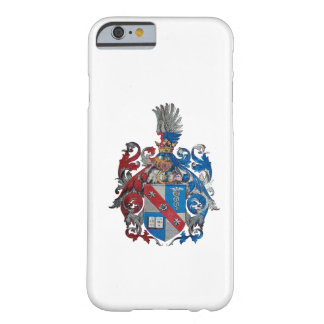 Wappen der Ludwig von Mises-Familie Barely There iPhone 6 Hülle