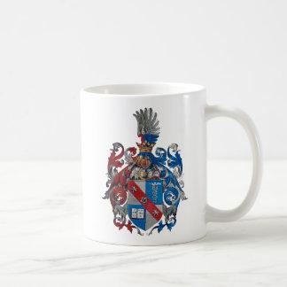 Wappen der Ludwig von Mises-Familie Tasse