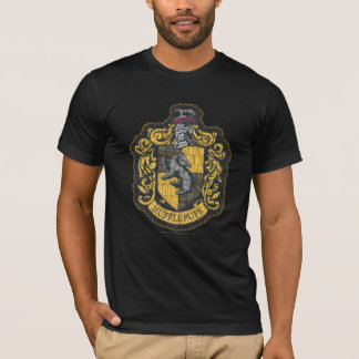 Wappen-Flecken Harry Potter | Hufflepuff T-Shirt