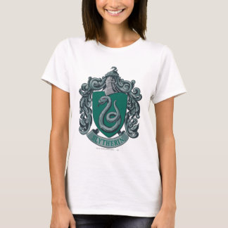 Wappen-Grün Harry Potter | Slytherin T-Shirt