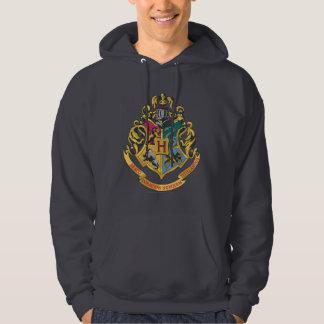 Wappen Harry Potter | Hogwarts - farbenreich Hoodie