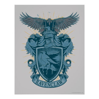 Wappen Harry Potter | Ravenclaw Poster
