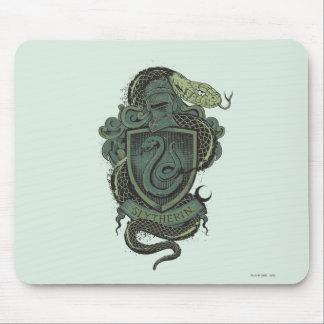 Wappen Harry Potter   Slytherin Mousepads