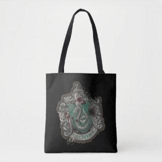 Wappen Harry Potter   Slytherin - Vintag Tasche