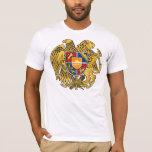 Wappen Republic Armenia Armenien Männer Shirt