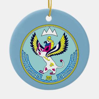 Wappen von Altai Keramik Ornament