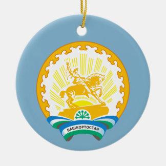 Wappen von Bashkortostan Keramik Ornament