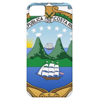 Wappen von Costa Rica - Escudode Costa Rica iPhone 5 Etui
