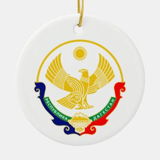 Wappen von Dagestan Keramik Ornament