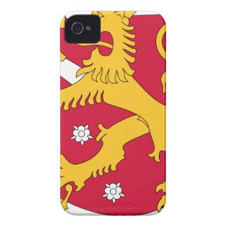Wappen von Finnland - Suomen Vaakuna Case-Mate iPhone 4 Hüllen