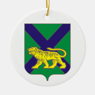 Wappen von Primorsky krai Keramik Ornament