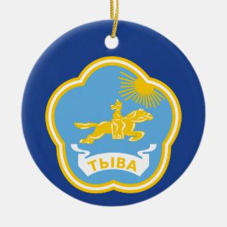 Wappen von Tuwa Keramik Ornament